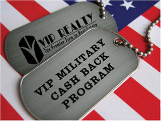 VA Military Cash Back Rebate