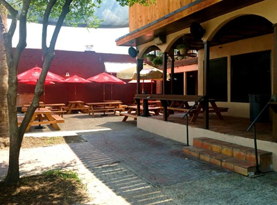 Top 5 Patios in College Station